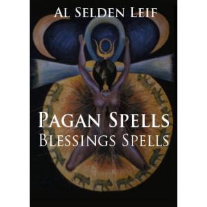Pagan Spells Blessings Spells Cover