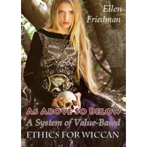 As Above So Below A System Of Value Based Ethics For Wiccan Clergy Cover