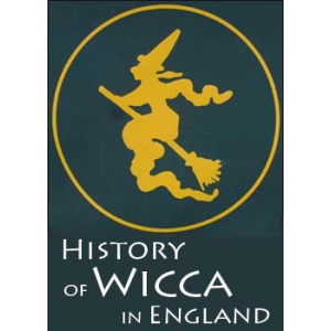 History Of Wicca In England Cover