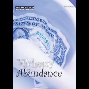 The Alchemy Of Abundance Practical Money Magic Cover
