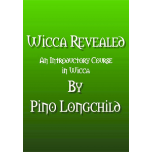 Wicca Revealed An Introductory Course In Wicca Cover