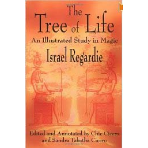 The Tree Of Life An Illustrated Study In Magic Cover