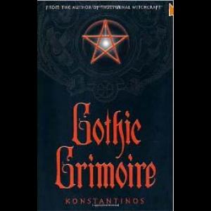 Gothic Grimoire Cover