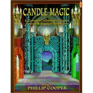 Candle Magic A Coveted Collection Of Spells Rituals And Magical Paradigms Cover