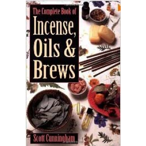 The Complete Book Of Incense Oils And Brews Cover