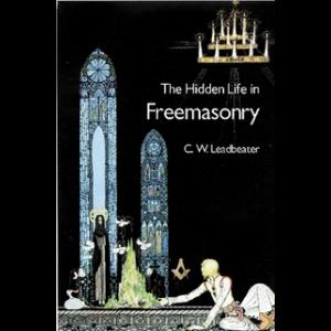 The Hidden Life In Freemasonry Cover