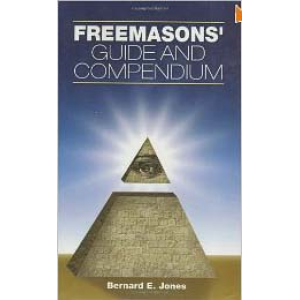 Freemason Guide And Compendium Cover