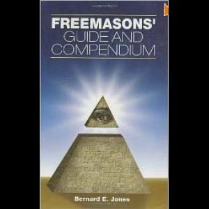 Freemason Guide And Compendium Cover
