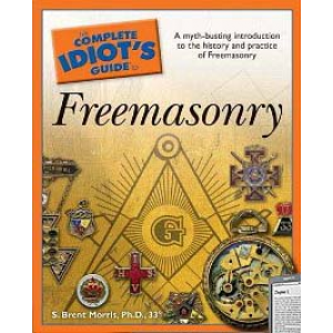 The Complete Idiot Guide To Freemasonry Cover
