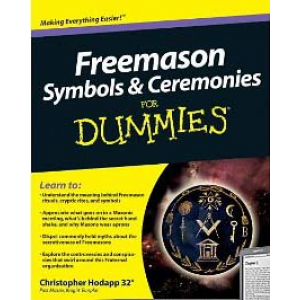 Freemason Symbols And Ceremonies For Dummies Cover