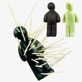 Samurai Voodoo Doll The Truth About Voodoo Dolls Today Cover