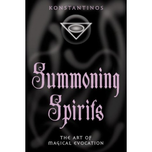 Summoning Spirits The Art Of Magical Evocation Cover