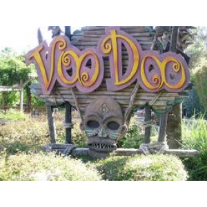 Learn To Apply A Voodoo Love Spell And Get Back Your Lost Love Cover