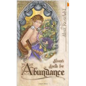 Silvers Spells For Abundance Cover