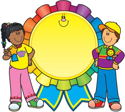 Modelos de distintivos de preescolar - Imagui