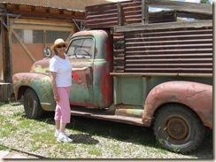 Arroyo Seco Truck Donna