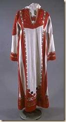 Russian dress c. 1900