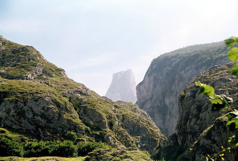 El Naranco de Bulnes, Picos de Europa, Astúrias