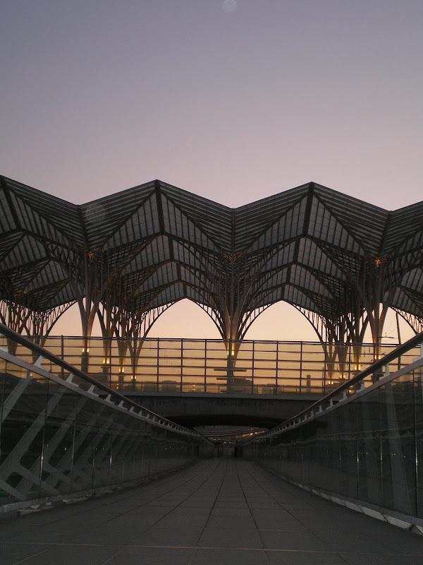 Estação do Oriente, Lisboa