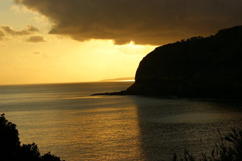 Pôr do Sol em Água de Pau