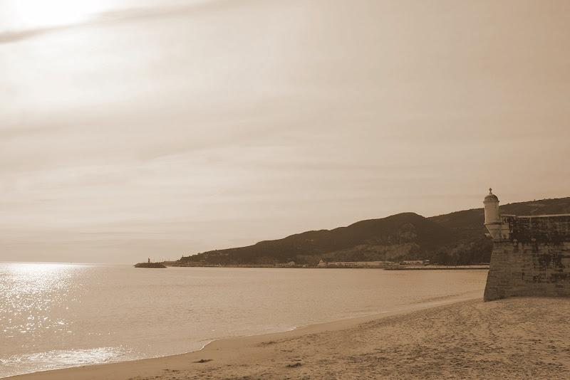 Sesimbra, o mar
