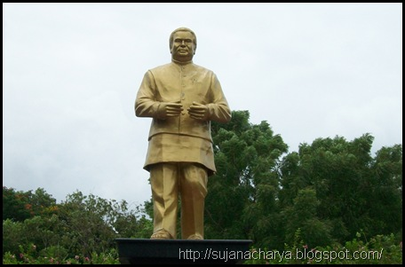 Sri Tanguturi Anjaiah(Former CM of A.P)