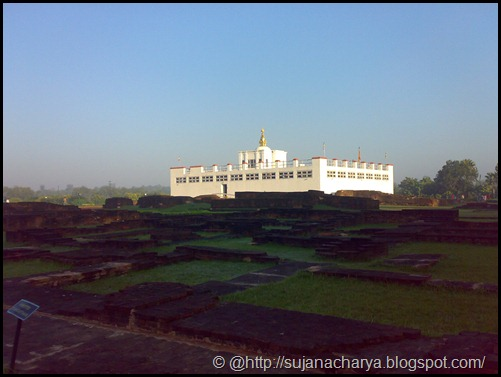 Lumbini-the birth place of Lord Buddha (3)