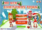 Новогодний городок