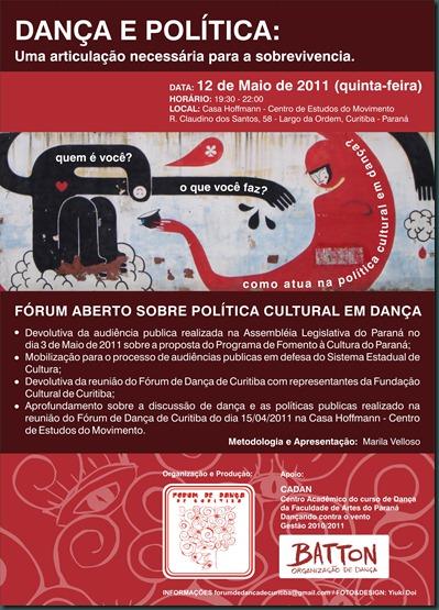 110512_Cartaz POLITICA&DANÇA 12 de Maio 2011
