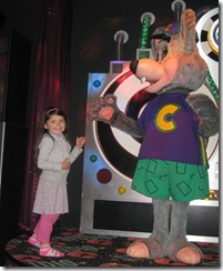 sweetie and chuckie