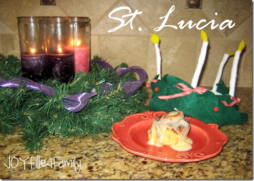 lucia breakfast sweet