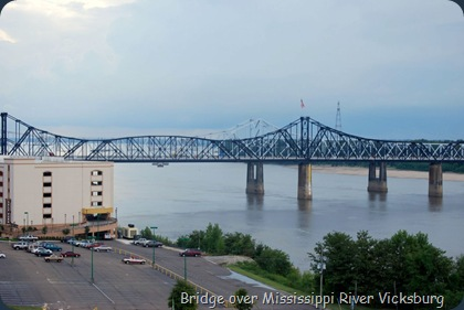 Bridge in Vicksburg