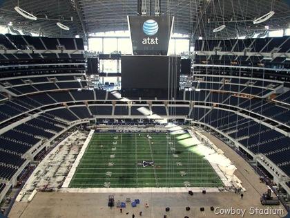 Cowboy Stadium 2
