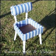vanity chair 009