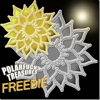http://polarfuchs-treasures.blogspot.com/2009/05/flower-overlays-cu-wfreebie-new-at.html