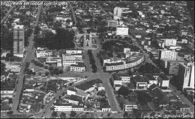 londrina anos 50