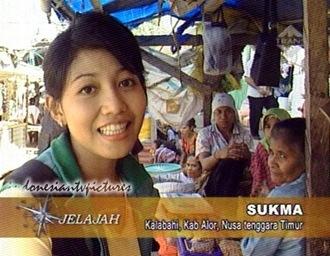 Sukma in TransTV Jelajah