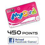MyCard 450 Points (Reload Facebook games)