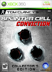 Tom Clancy's Splinter Cell: Conviction Collector's Edition (X360)