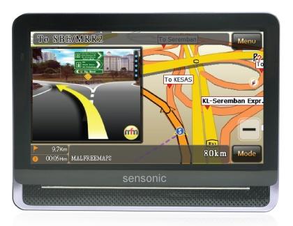 Sensonic N520 GPS
