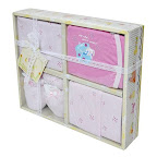Baby Gift Set - LT 2007 (100% Cotton)