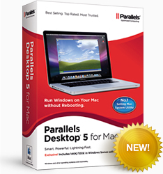 Parallels Desktop 5 for Mac