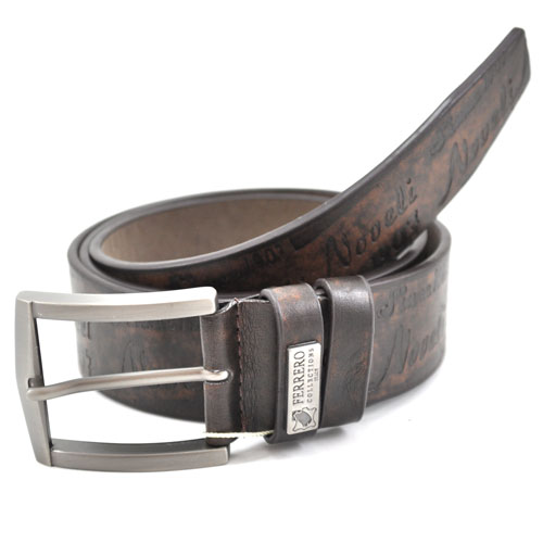 Ferrero Men's Casual Belt - FER4573-1