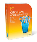 Microsoft Office Home & Business 2010 (Disc Version)