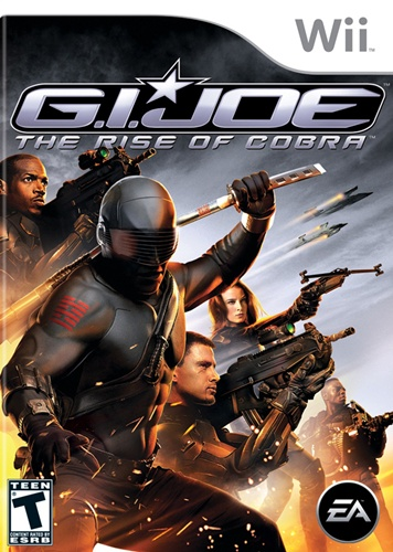 G.I. JOE: The Rise of Cobra (Wii)