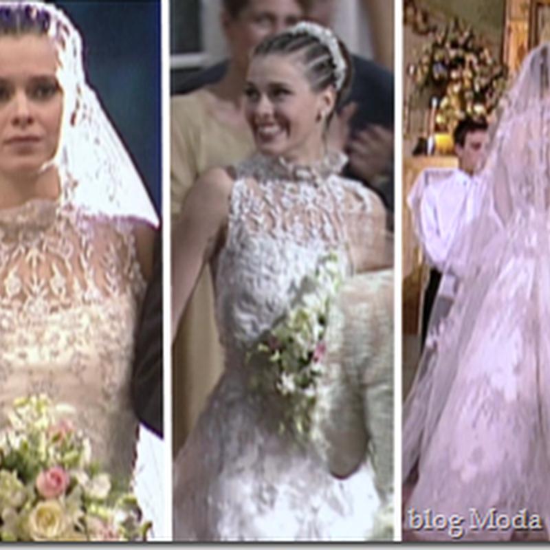 Os casamentos da Carolina Dieckmann nas novelas
