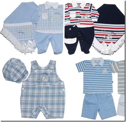 paraíso moda bebê - roupas do paulinho tititi