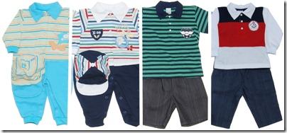 paraíso moda bebê - roupas do olavinho passione
