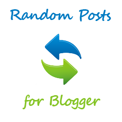 Random Posts Widget for Blogger with Thumbnails