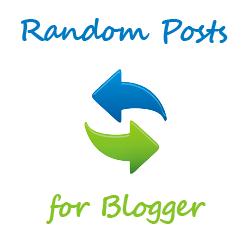 Random Post Blogger